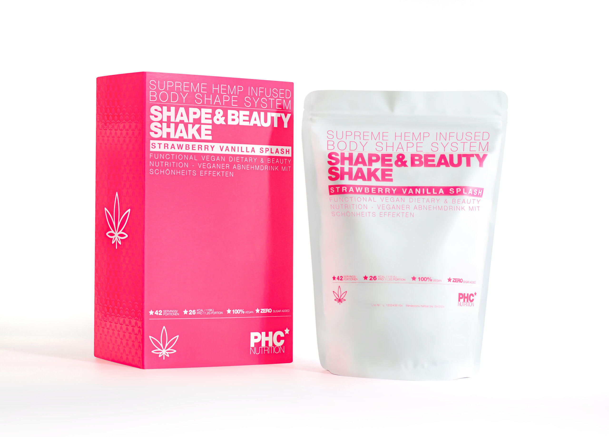Shape & Beauty Weight loss shake with beauty effects   PHC
